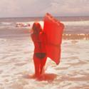 """Blonde Summer """"Eleganza"""" album artwork"""