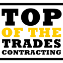 Top of the Trades logo and collateral