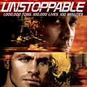 """""""Unstoppable"""" official film Facebook welcome tab design"""